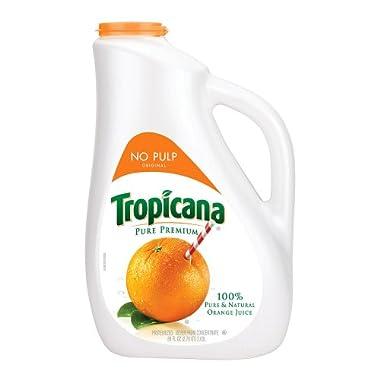 Premium Orange Juice Pulp