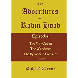 The Adventures of Robin Hood - Volume 10