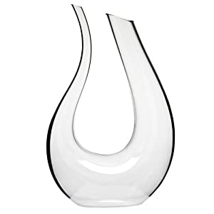 Horn Wine Decanter - 59-ounce by Brilliant