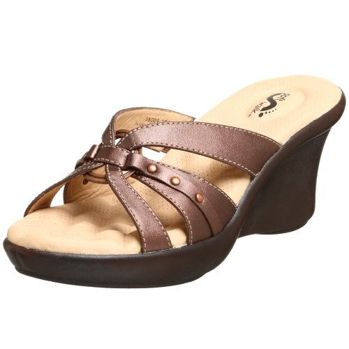 SoftWalk Women's Prato Wedge