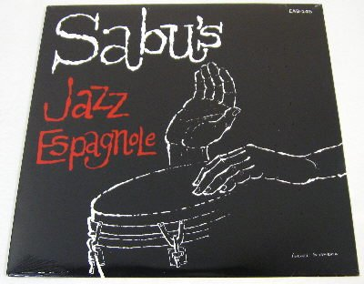 His Jazz Espagnole by Sabu Martinez