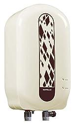 Havells Neo EC 3-Litre 3000-Watt Vertical Storage Water Heater (Ivory)