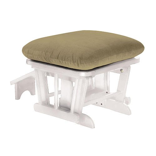 Baby Glider And Ottoman front-118008