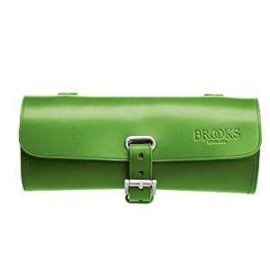 .com : Brooks Challenge Sac de selle Vert Pomme : Sports & Outdoors