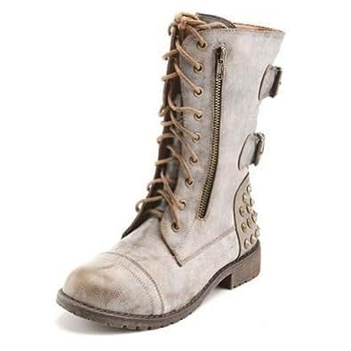 Innovative Tan Combat Boots Women Women Boots