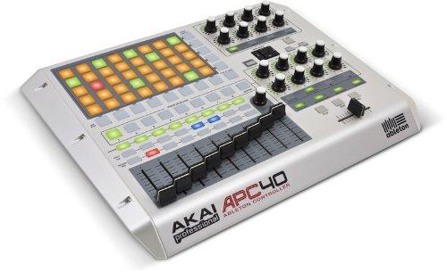 AKAI Ableton Liveコントローラ 限定ホワイトモデル APC40SE AP-CON-018