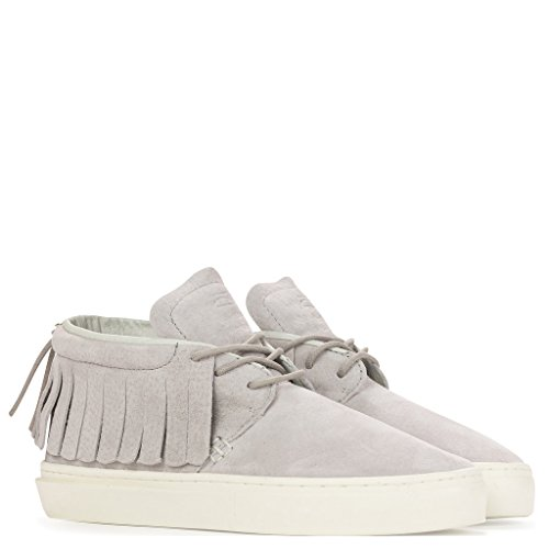 Clear Weather One O One Midtop Sneaker in Vapor Gray
