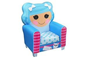 MGA Entertainment Lalaloopsy Mitten Icon Chair from Newco Kids