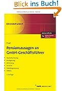 Pensionszusagen an GmbH-Geschäftsführer