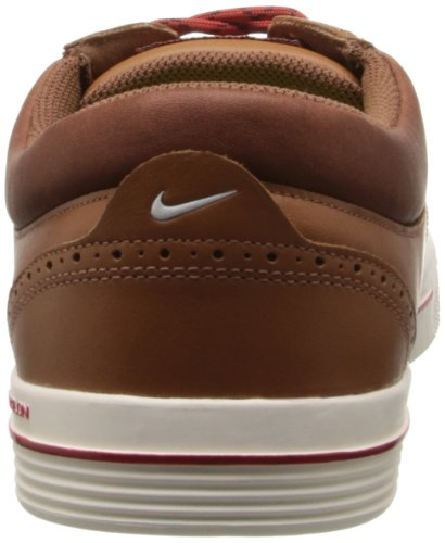 finest selection 9ebc7 68966 pictures of Nike Golf Men s Nike Lunar Swingtip LEA W Golf Shoe,Brown Cider