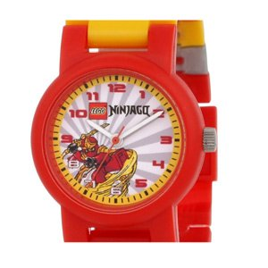 LEGO 9006807 Ninjago Kai ZX Kids' Minifigure Link Watch