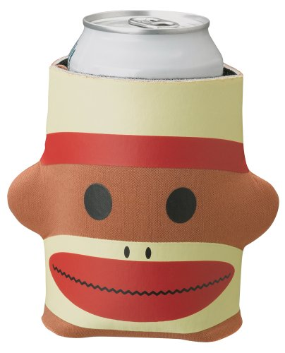 Patch Products Sock Monkey Cozy Cup - 1