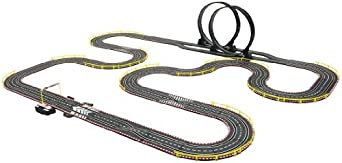 Spin Drive Slot Car With A Twist