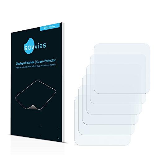 6x-Pellicola-Protettiva-per-GoPro-Hero-4-Silver-Lens-abitazioni-Protezione-Proteggi-Schermo-Trasparente