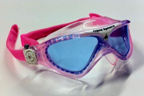 Aqua Sphere Vista Junior getönt Schwimmbrille (pink/blau)