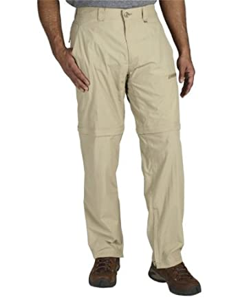 ExOfficio Mens BugsAway Ziwa Convertible Pant by ExOfficio