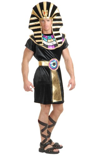 Charades Men's King Tut Costume Set