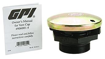 """GPI 906001-4 Pressure Vent Cap, 2"""" NPT Inlet"""