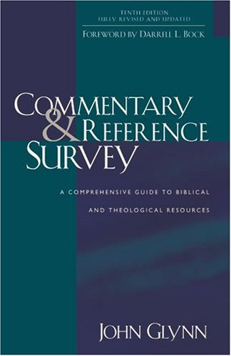 Commentary and Reference Survey: A Comprehensive Guide to...