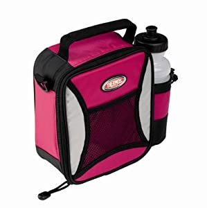 Thermos Cool Tec Lunch Kit With Sports Bottle, Pink