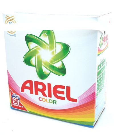 Ariel Colour Compact 60 Washes 4.2 KG