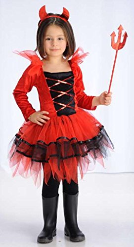 Eyekepper Children Cosplay Little red devil dresses