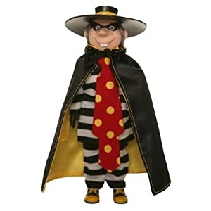 McDonald's McDonaldland Figure - Hamburglar