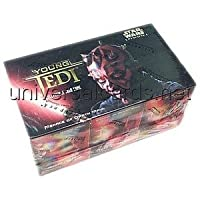 Star Wars Young Jedi: Menace of Darth Maul Starter Deck Box