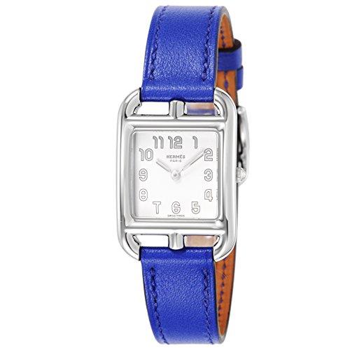 [エルメス]HERMES 腕時計 ケープコッド シルバー文字盤 CC1.210.220/WW7T レディース 【並行輸入品】