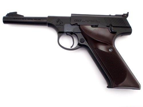 【2点セット】 CAW Colt コルト ウッズマン スポーツ イライアソンサイト付モデル + キャップ火薬