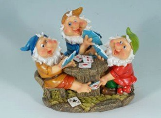 Whimsical Elves Playing