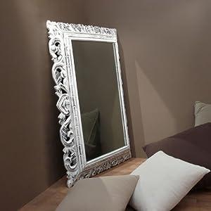 Miroir Mayana White 100x75 Tikamoon 413jnVEVfXL._SL500_AA300_