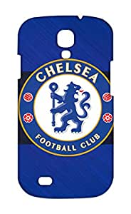 Chelsea Football Club Design - Samsung Galaxy S4 Mini Mobile Hard Case Back Cover - Printed Designer Cover for Samsung Galaxy S4 Mini - SGS4MCFCB158