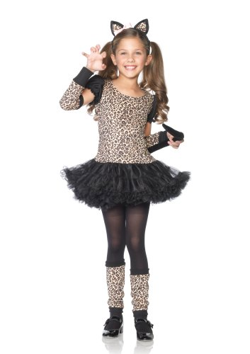 Leg Avenue Little Leopard Kids Costume (5-Piece)