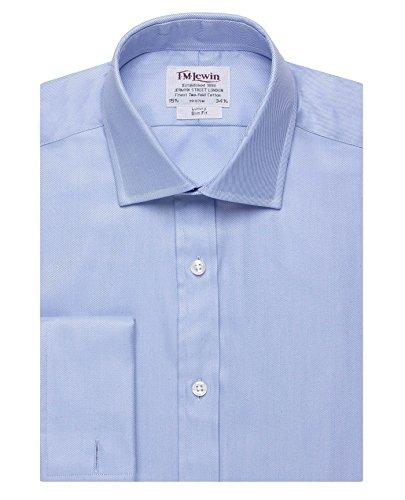 tmlewin-camisa-casual-basico-clasico-manga-larga-para-hombre-azul-azul