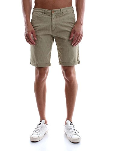 40WEFT LENNYBE 6198 LIGHT GREEN BERMUDA E SHORTS Uomo LIGHT GREEN 33