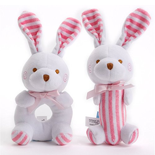 Premium-Quality-Soft-Baby-Rattle-Plush-Sensory-Activity-Toy-Pink-a-cute-Baby-Girl-Gifts-Baby-Girl-Toys