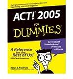 ACT! 2005 For Dummies (For Dummies (Computer/Tech)) (0764575325) by Fredricks, Karen S.
