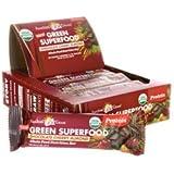 Amazing Grass Chocolate Cherry Almond Protein Green SuperFood Bars - 12 ct