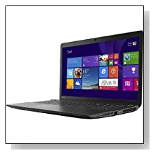 Toshiba Satellite C75D-B7300 17.3 inch Laptop PC Review