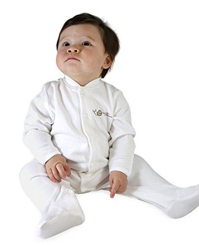 Organic Cotton Unisex baby bodysuit, Baby Romper, Baby Bodysuit Footie