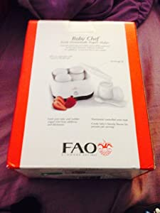 FAO Schwarz Yogurt Maker