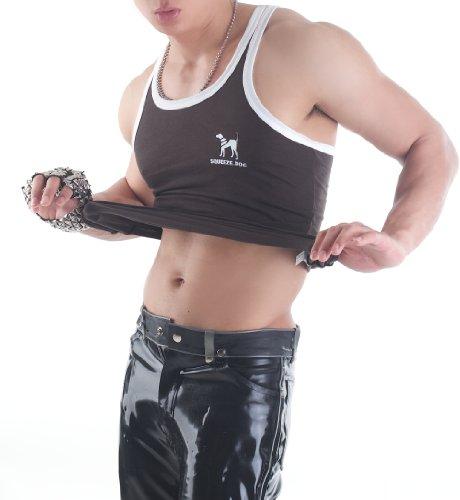 Ruben SD Print Ultra Soft Muscles Enhancing Y Back Tank