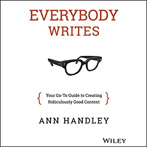 Everybody Writes Audiobook