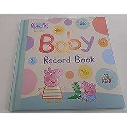 De libro de para bebés de kit de punto de cruz para bebés de papel de regalo