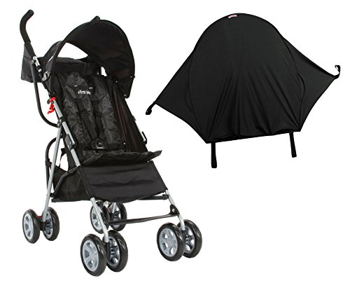 The First Years Jet Stroller City Chic With Bonus Rayshade Sun Canopy Extender