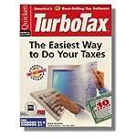 1995 TurboTax Federal Intuit Turbo Tax