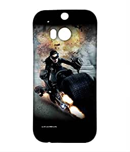 Block Print Company Crafty Catwoman Phone Cover for HTC M8