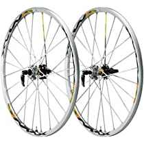 Mavic Crossmax SL - Wheel or Wheelset One Color, 6 Bolt, Pair/9mm