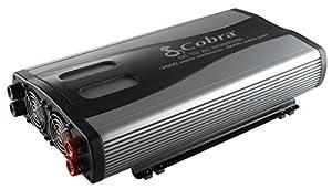 Cobra CPI 2575 2500 Watt 12 Volt DC to 120 Volt AC Power Inverter
